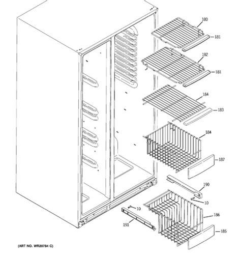 ge refrigerator water solenoid wiring diagram