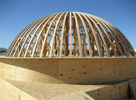 dome ceiling construction dome ceilings