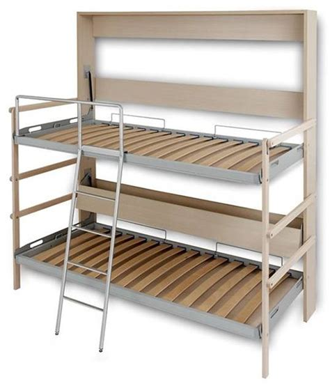 Bunk Bed Murphy Bed 25 Best Ideas About Murphy Bunk Beds On Pinterest Folding Beds Diy Murphy Bed And Small