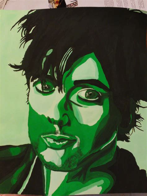 green day fan green day fan pop 183 a drawing or painting 183 decorating