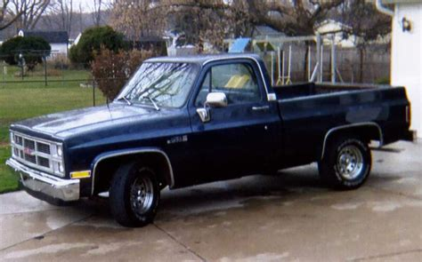83 gmc truck customer submitted pictures of 1973 1987 gmc trucks