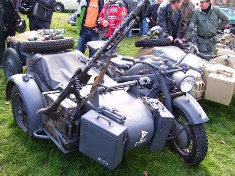 Motorrad Mit Beiwagen Wehrmacht by Galerie Erste Fahrzeugbilder De