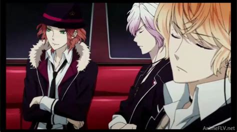 estreno diabolik lovers more blood capitulo 1 mega