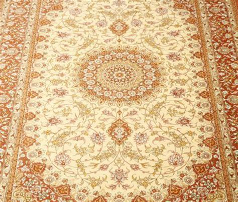 Silk Rug Cleaning Tapis Service Silk Rug