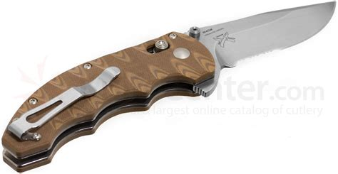 benchmade flipper benchmade 300ssn axis flipper folding knife 3 05 quot satin