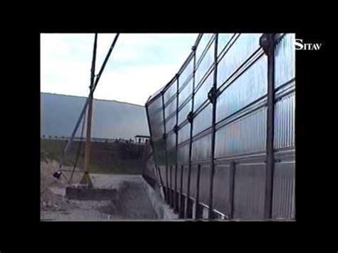 Barriera Fonoassorbente Vegetale by Barriera Integrata Antirumore E Sicurezza Akurail 5000