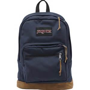 jansport right pack backpack navy typ7003 b amp h photo video