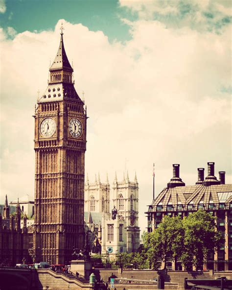 imagenes vintage big ben london photograph fine art photography travel print by