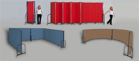 portable room divider portable room dividers folding temporary walls screenflex