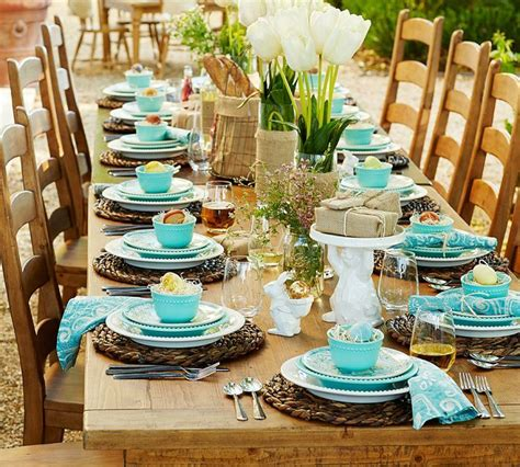 Dining Room Table Setting Dishes 1000 Ideas About Everyday Table Settings On Pinterest Spindle Bed Provence Chalk Paint And
