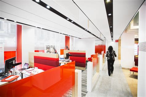 banco santander banking santander bank office