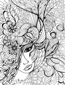 printable dover coloring pages printable coloring pictures dreams bubblews