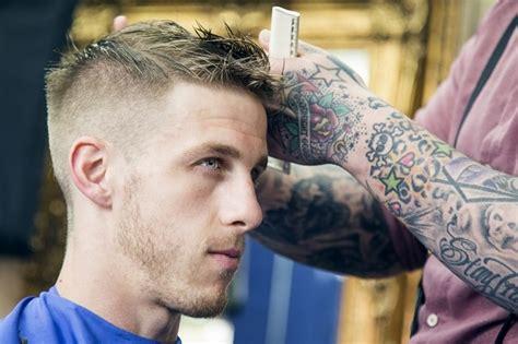 mya hairstyle on how to talk liike a man how to talk like a barber