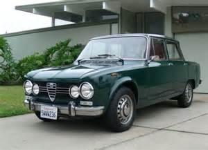 seller 1970 alfa romeo giulia 1600 s bring a