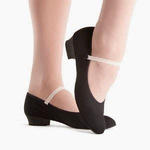 Sepatu Balet Kain ballet perlengkapan ballet