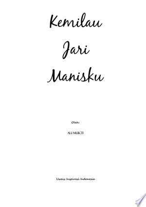Unduh Ebook pdf Kemilau Jari Manisku