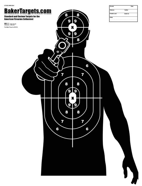 free printable tactical targets 15 best printable targets images on pinterest shooting