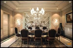 virgooktaviano classic dining room