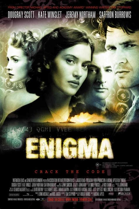 film enigma en francais enigma movie information