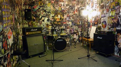 the poster room one louder studios