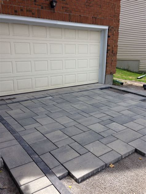 auffahrt pflastern ideen best 25 driveway paving ideas on cheap paving