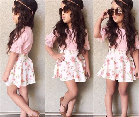 cute floral skirt outfits for teens cute skirt outfits 08