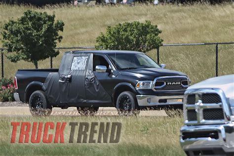 2018 ram trucks spied 2018 ram 1500 mule
