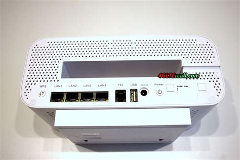 Router Zte zte mf287 3neo 4g lte cat6 router