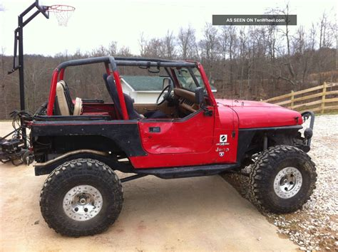 jeep yj 1994 jeep wrangler yj