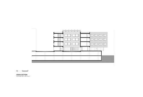 psychiatric section university psychiatric centre st 233 phane beel architects