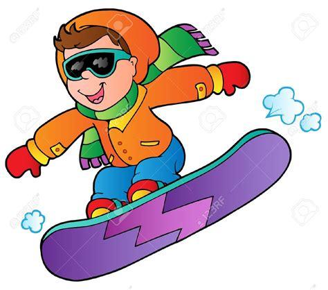 snowboard clipart winter clipart snowboard pencil and in color winter