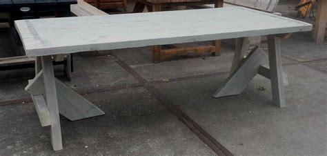 Tisch Lackieren Aussen by Bauholztische Und Klostertische F 252 R Innen Und Aussen In