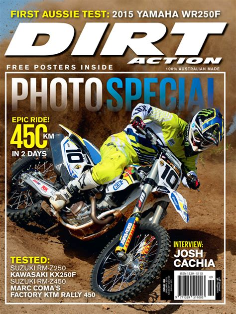 motocross action mag preview dirt action issue 188 dirt action