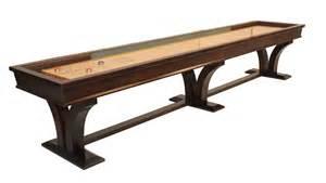 veneto shuffleboard table new contemporary design
