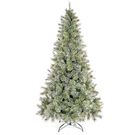 lighting problem with pre lit christmas tree time pre lit 7 led tinsel artificial tree cool white lights walmart