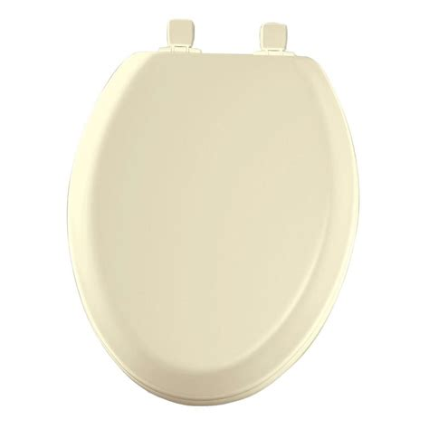 bemis bathroom products bemis lift off never loosens elongated closed front toilet