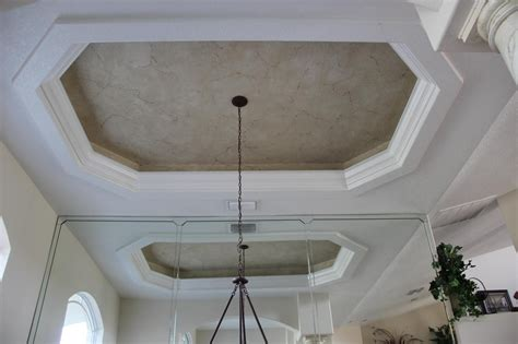 tray ceiling designs what color should i paint my tray