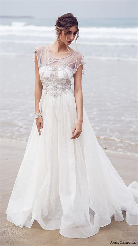 anna campbell wedding dresses spirit bridal collection wedding inspirasi