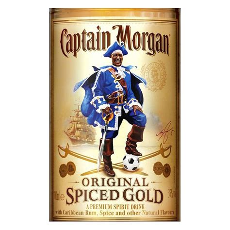 captain gold rum captain wes limited edition spiced rum 70cl buy