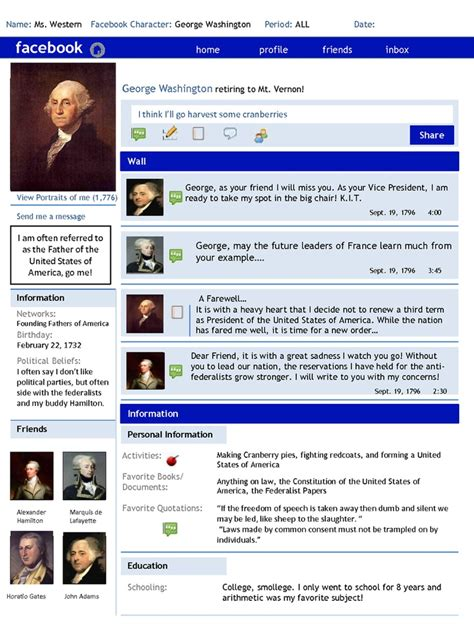 biography for facebook profile 11 best biography project images on pinterest biography