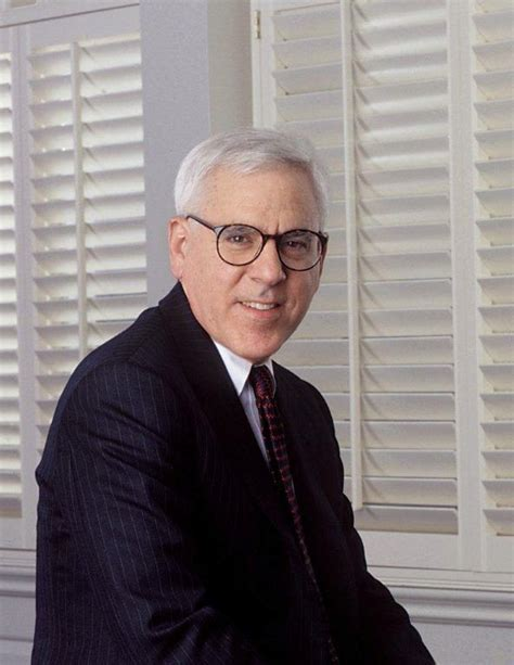 Wharton Equity Mba by David M Rubenstein Co Founder And Co Ceo Of The Carlyle