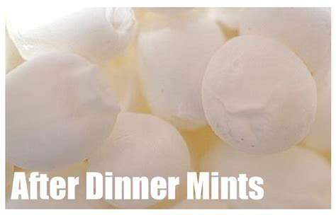 Your After Dinner Mint by After Dinner Mints
