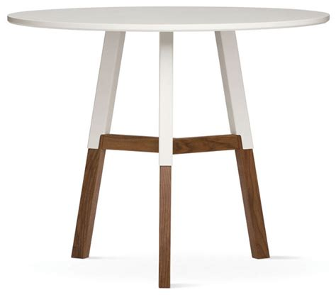 half nelson caf 233 table contemporary dining tables by a r - Half Nelson Table L