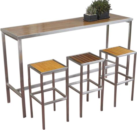patio bar outdoor counter height stools bench table furniture pub eye catching unique bar table and stool diavolet designs