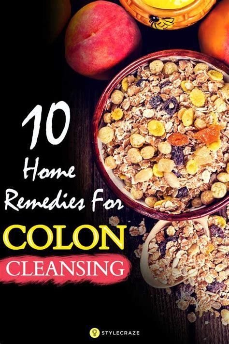 Ways To Detox Your Colon by 17 Best Ways To Cleanse Your Colon Naturally Lifestylezz