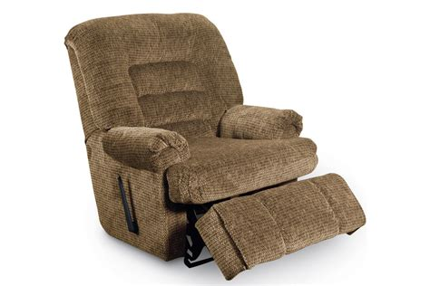 Comfort King Recliners by Sherman Comfort King Praline Recliner