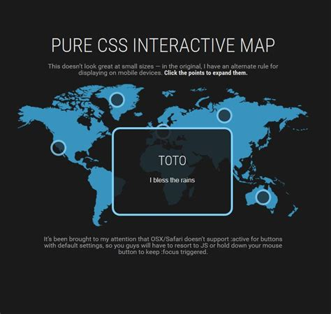 pinterest layout pure css pure css interactive map css pinterest interactive