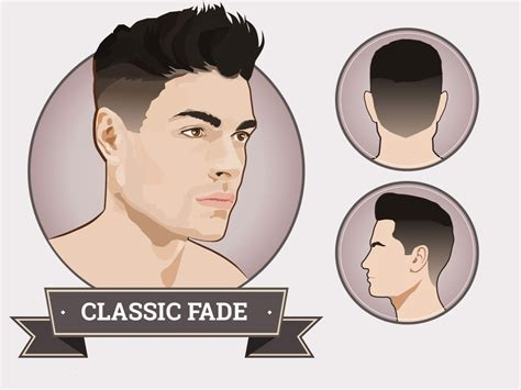 young boys hair ut styles an names 6 ways to rock a fade haircut business insider