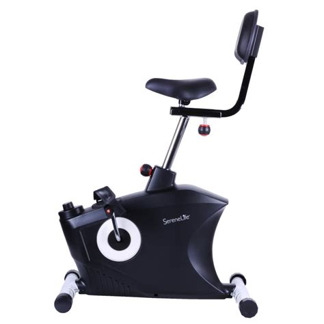 office desk exercise equipment serenelife slxb8 home office exercise bike under