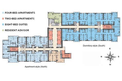 bu housing floor plans 33 harry agganis way 187 housing boston university